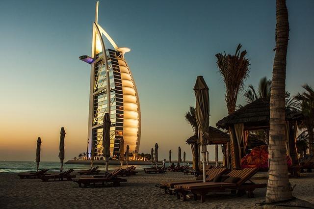 burj al arab, dubai, hotel