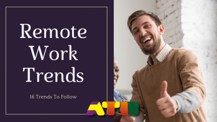 Remote Work Trends of 2019