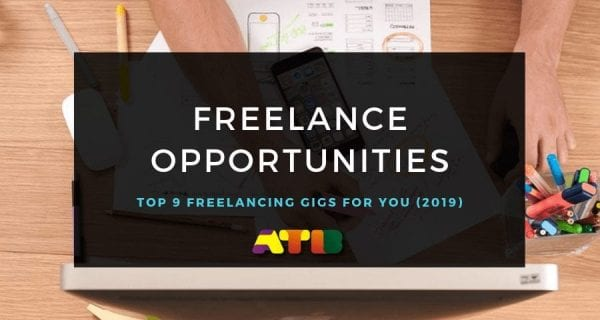 Freelance Opputunities in 2019