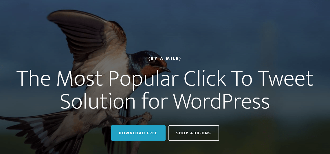 Better Click To Tweet – Turning quotes into tweets from readers on your WordPress website