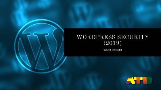 WordPress Security (2019)