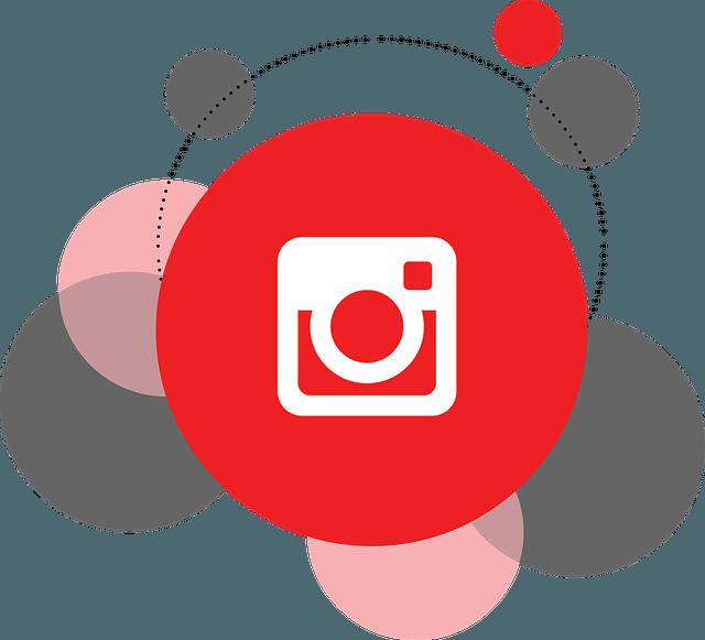 instagram, icon, symbol