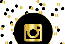 instagram, social media, icons