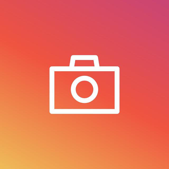instagram, camera, icon