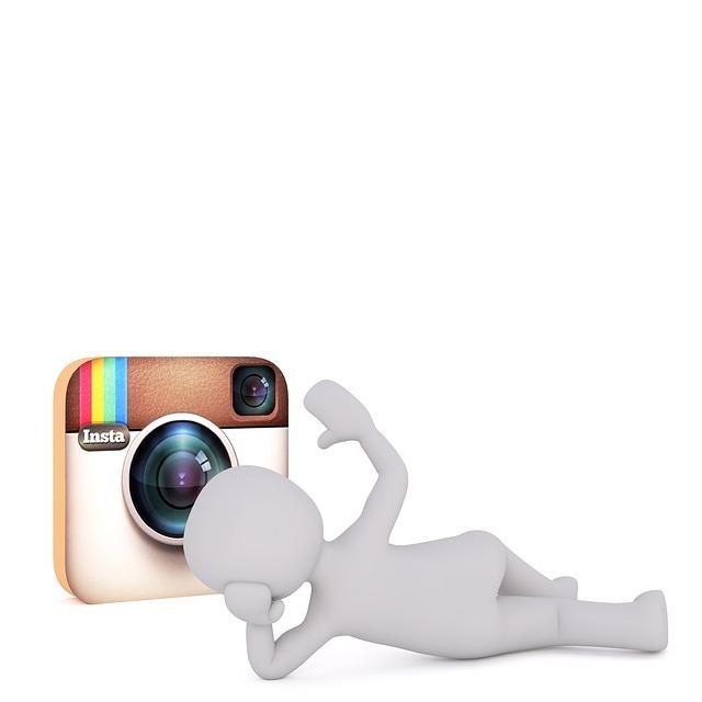 instagram, white male, 3d model