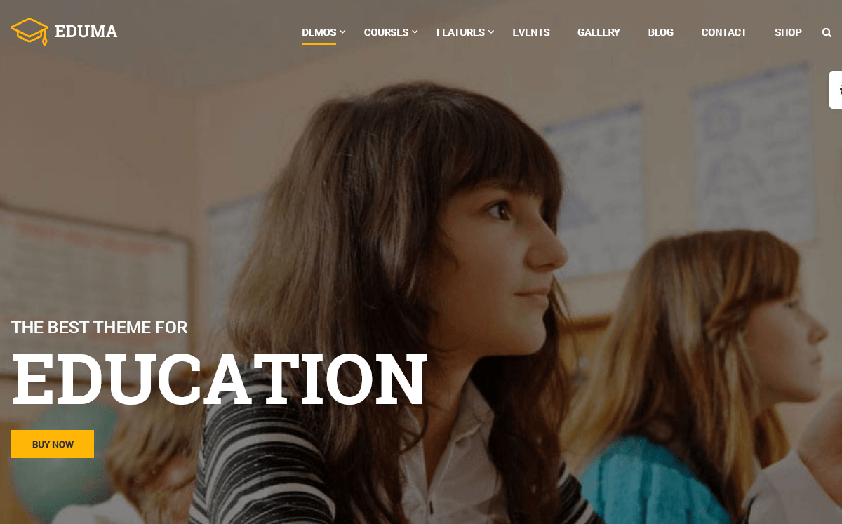 #1 Education WordPress Theme for 2019