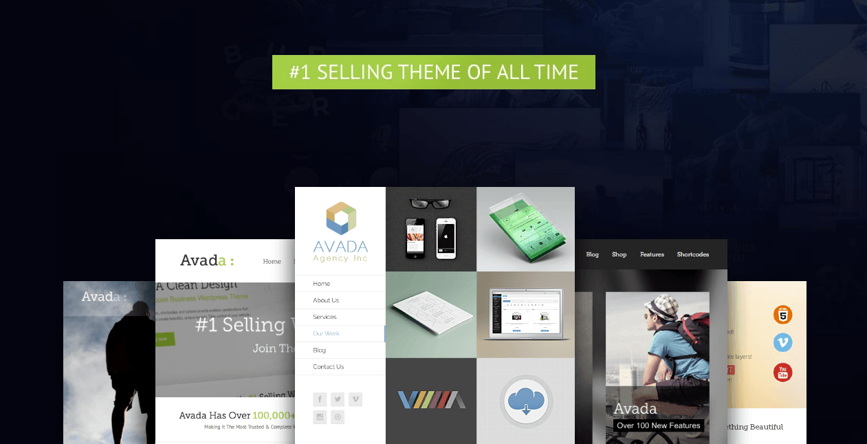 Avada – Best Selling Responsive Multi-Purpose WordPress Theme