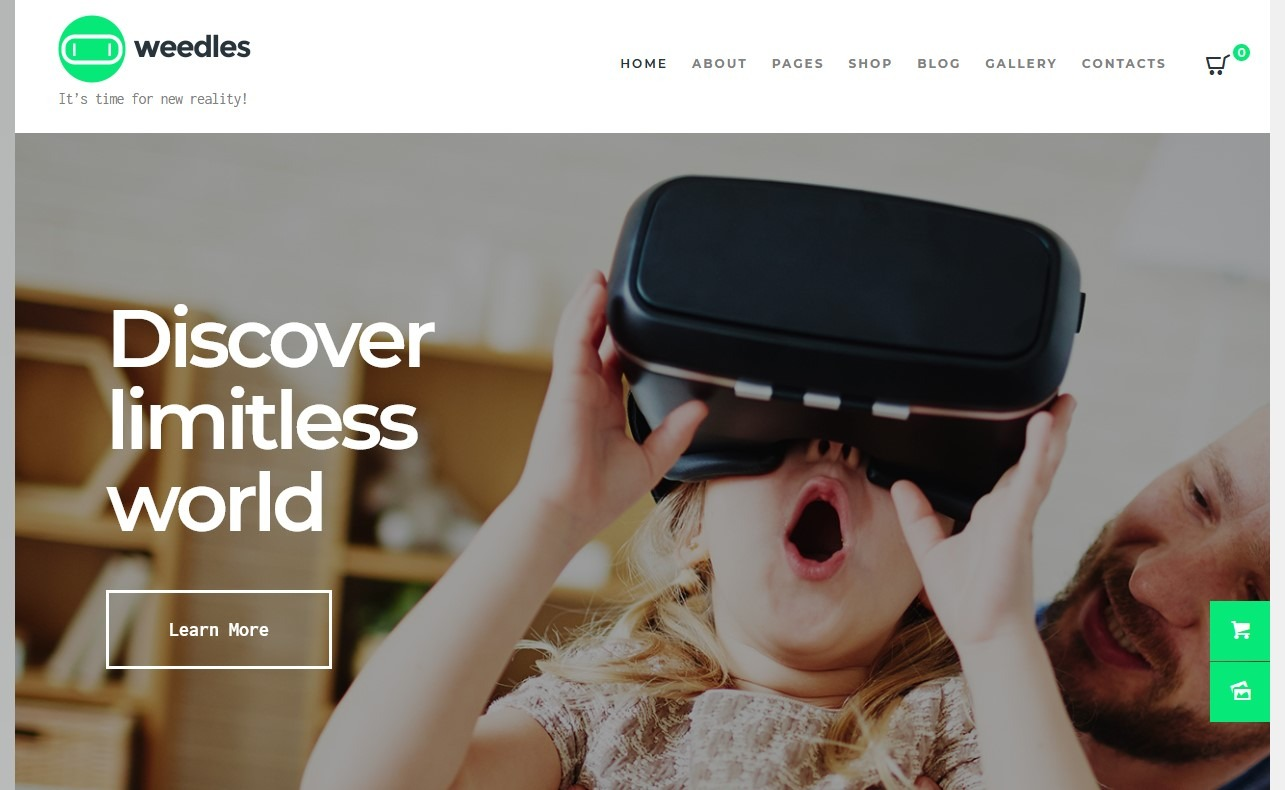 Weedles_Virtual Reality – Just another WordPress site