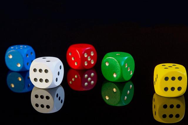 cube, gambling, gamble