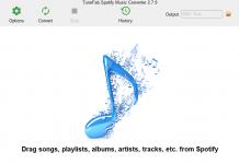 Main Interface of TuneFab Spotify Music Converter