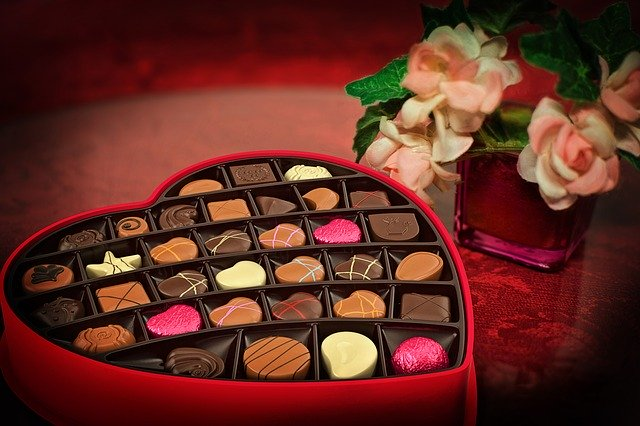 happy valentines day images, chocolates, candy