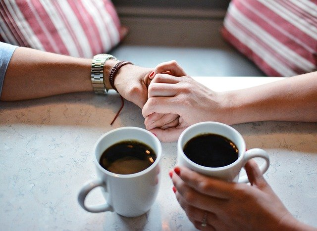 love, coffe, cup, valetines