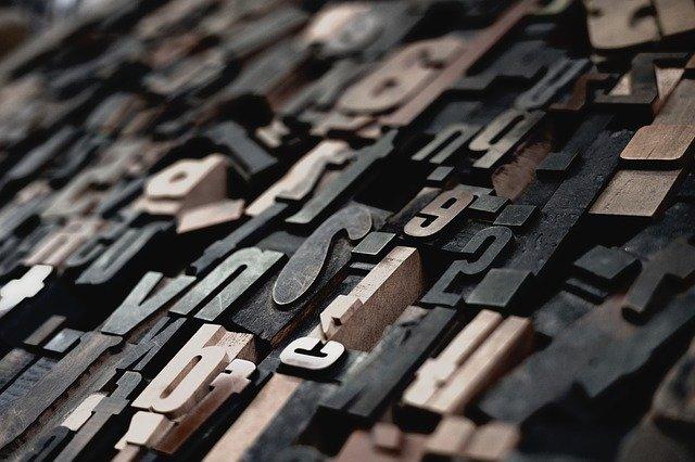 alphabets, blur, close-up