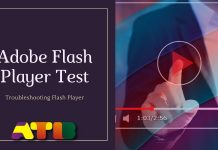 Adobe Flash Player Test