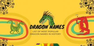 Dragon Names