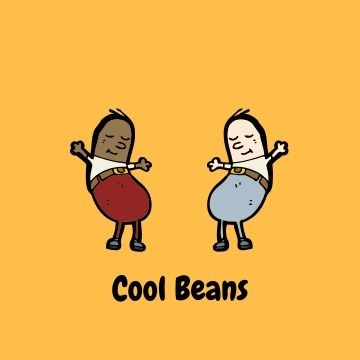 Profile Picture - Cool beans