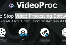VideoProc - One-Stop Video Processing Software for Windows Mac