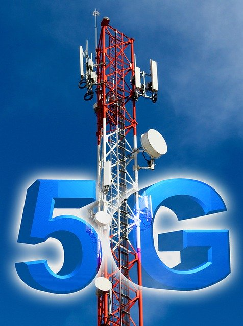 the internet, 5g, technology
