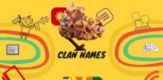 Clan Names