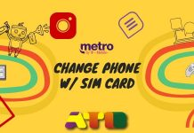 MetroPCS Change Phone