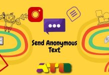 Send Anonymous Text