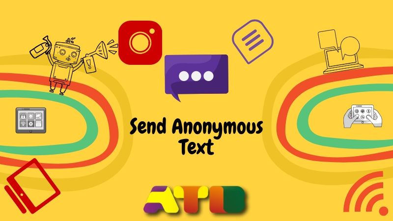 Send Anonymous Text with Email, Website or App