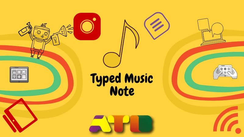 Type Music Note — Use ALT Codes