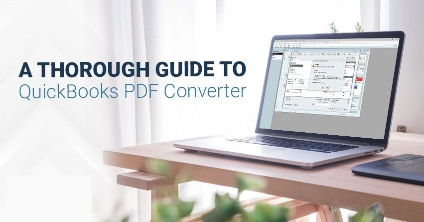 How to Reinstall QuickBooks PDF Converter?