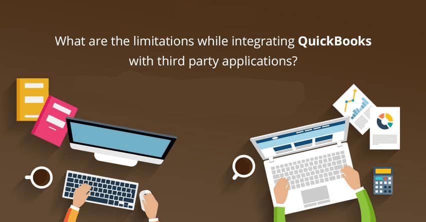 Limitations while integrating QuickBooks with third party applications