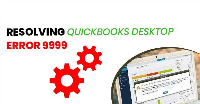 QuickBooks Banking Error 9999 - How to Fix