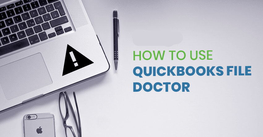 QuickBooks File Doctor - Fix Company File and Network Errors