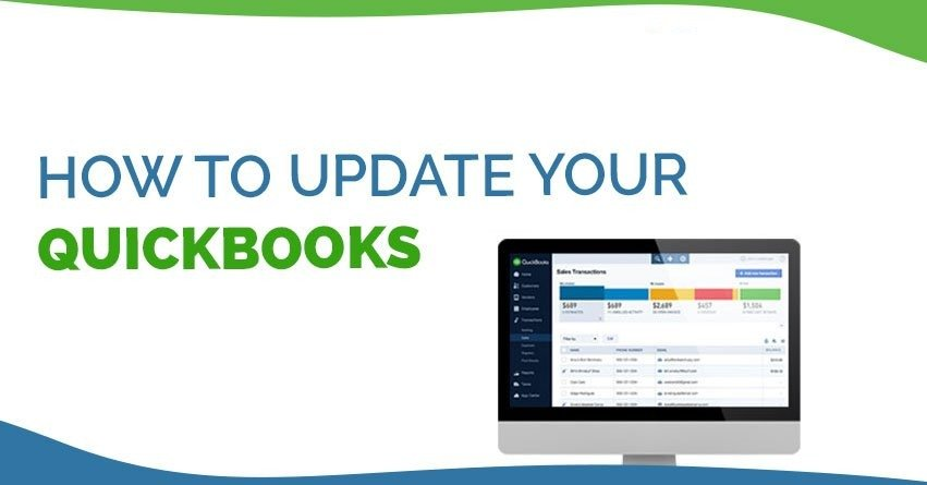 Update QuickBooks to Latest Released Version
