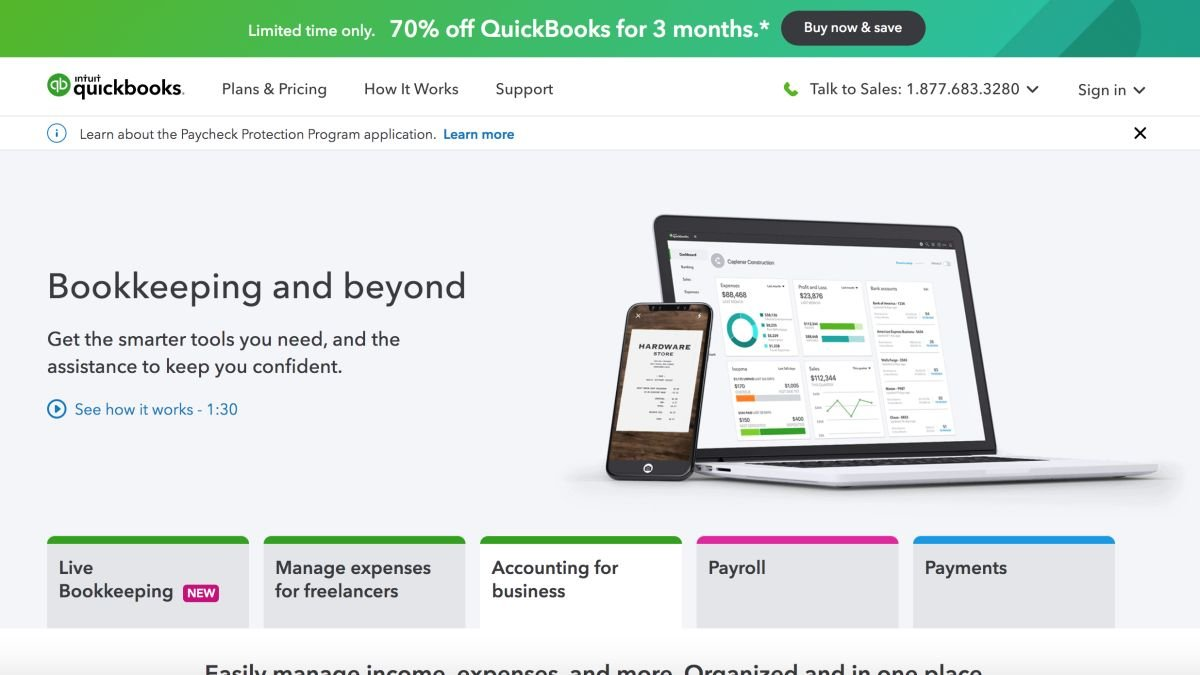 QuickBooks Enterprise Advanced Features and Benefits