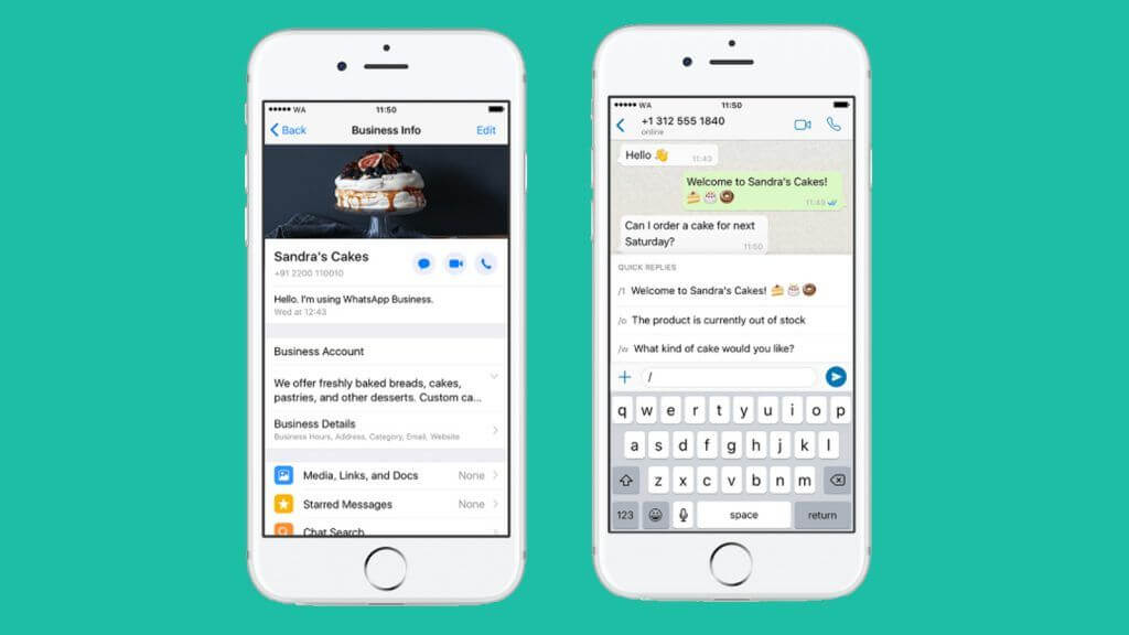 WhatsApp Business App Paves its way to iPhone | App ...